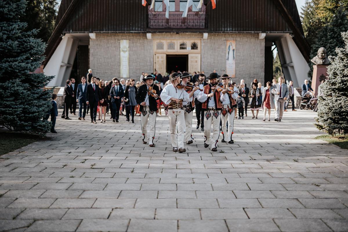 Ślub na Podhalu Hotel Bachledówka70