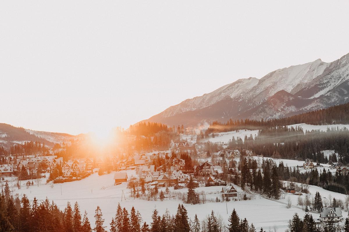 Sesja zaręczynowa w górach zimą21