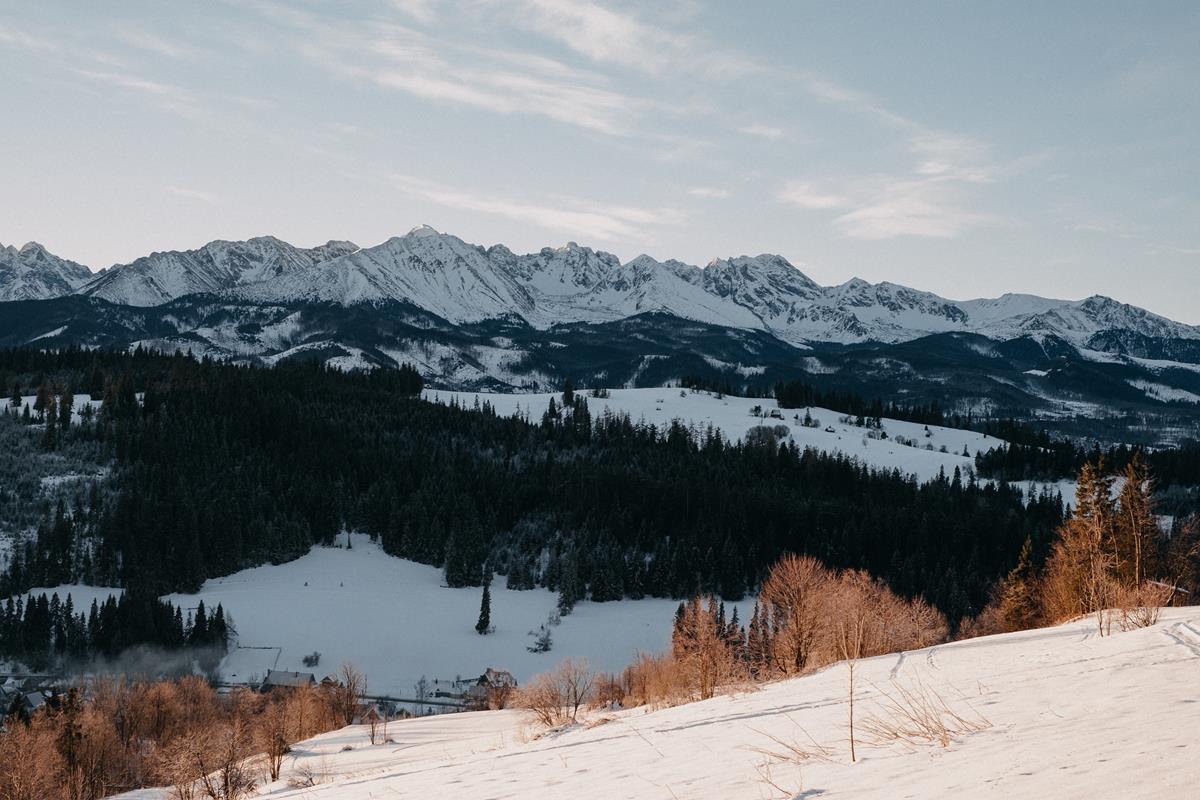 Sesja zaręczynowa w górach zimą31