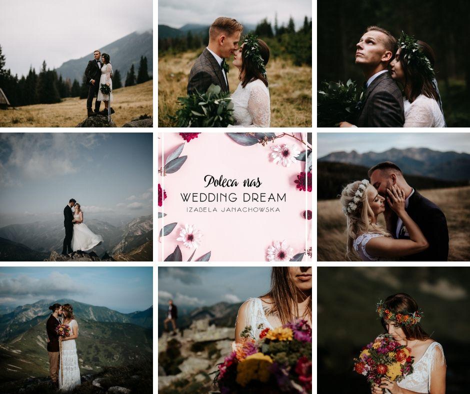 Tatrafoto i Wedding Dream o sesji ślubnej w górach