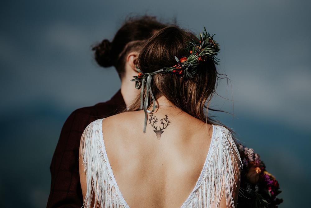 o sesji ślubnej w górach148