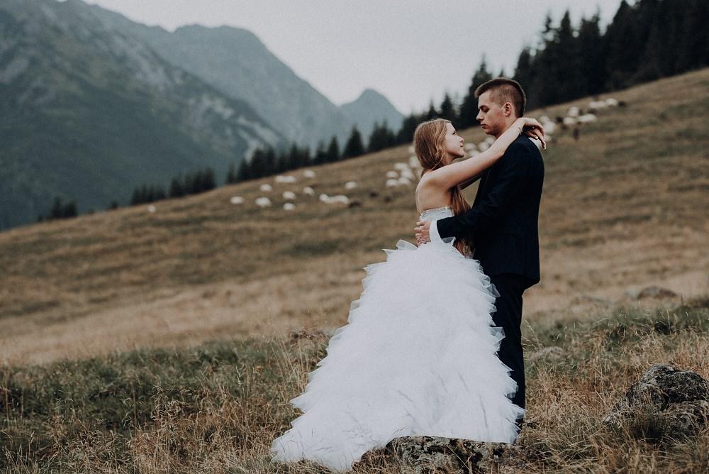 o sesji ślubnej w górach2