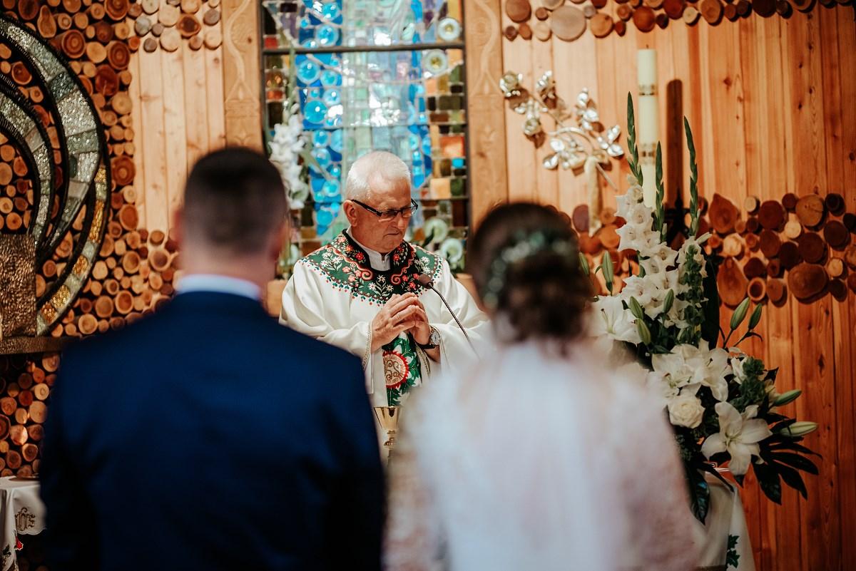 ślub na Płazówce