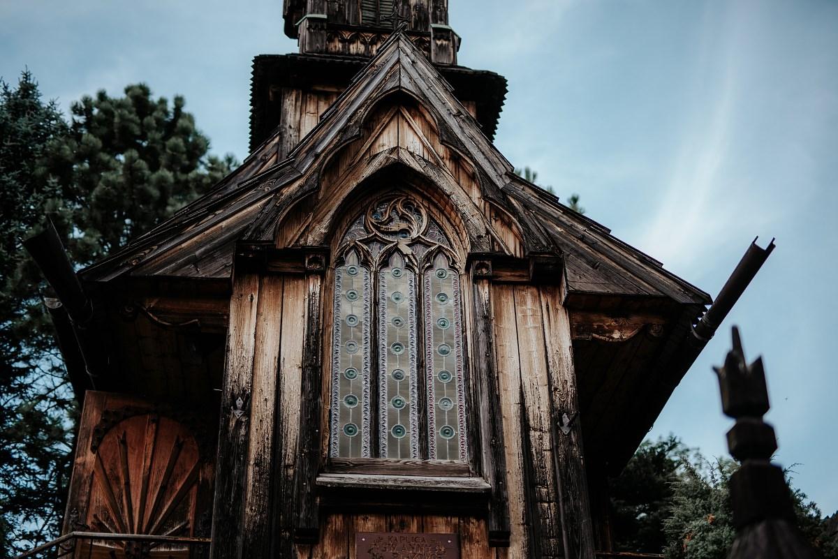 kaplica w Witowie