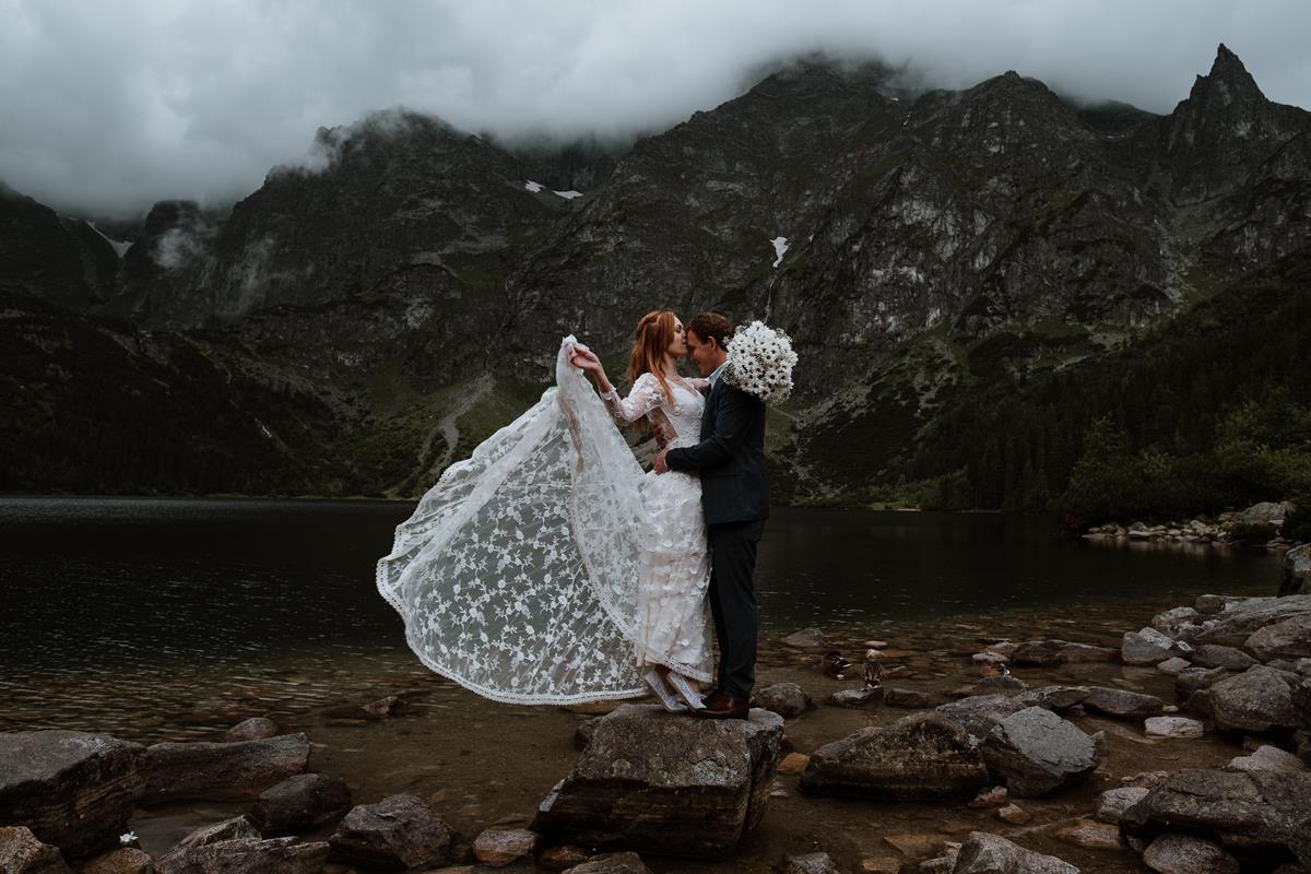 Sesja ślubna Morskie Oko – wszystko co musicie wiedzieć