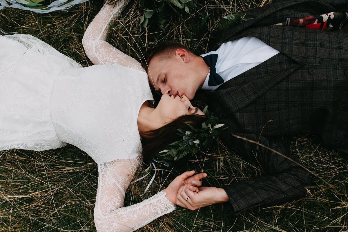 plener ślubny na Rusinowej Polanie