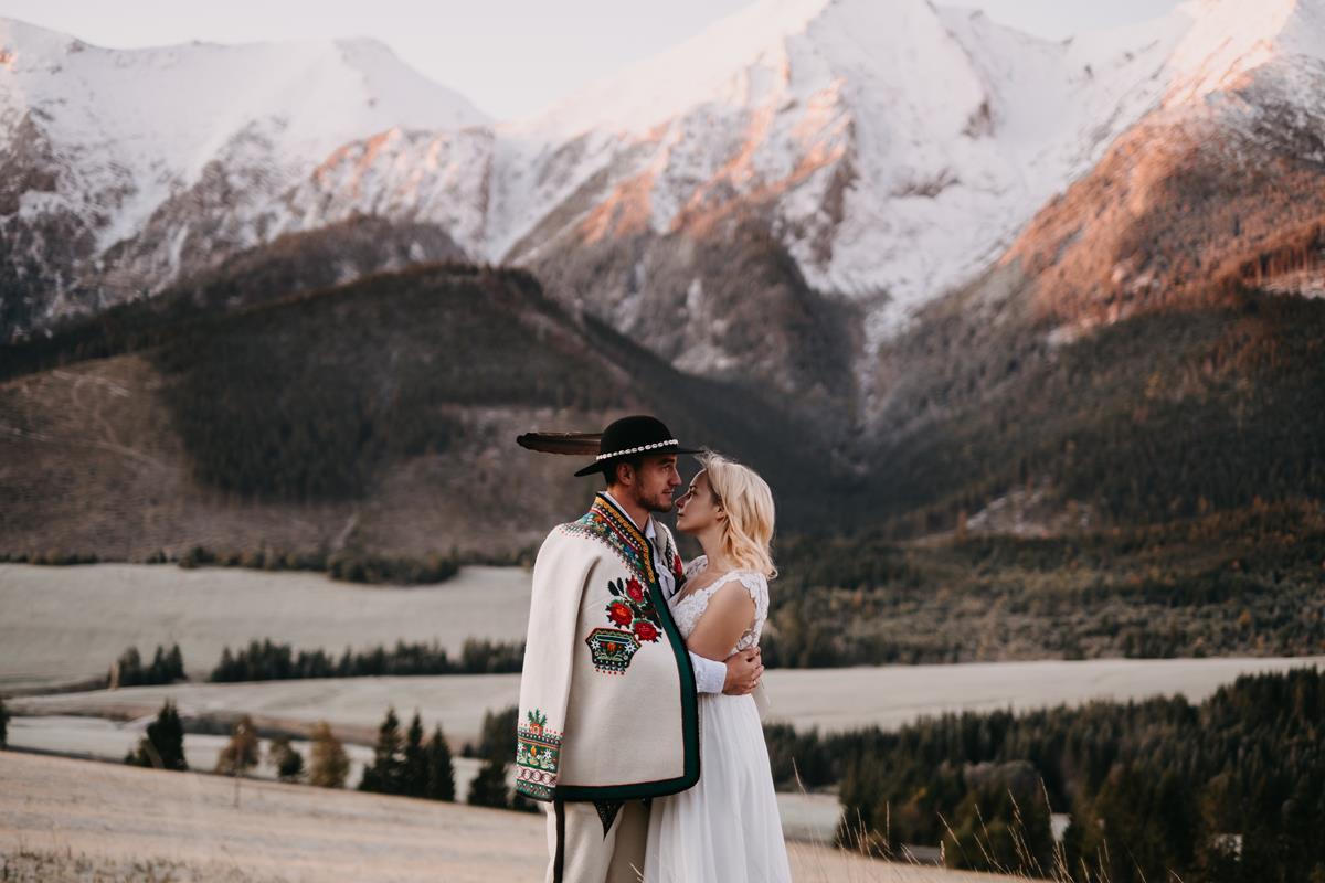 góralskie wesele Zdiar