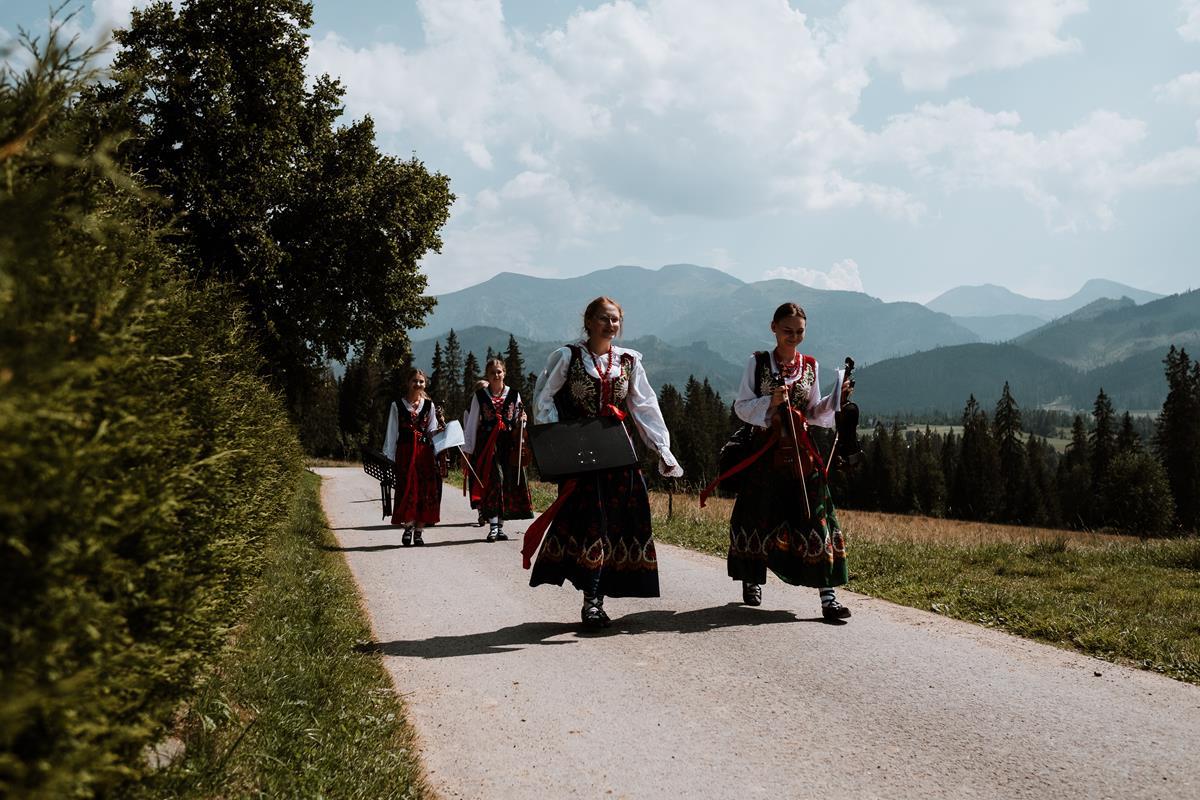 Wesele w Ziębówce